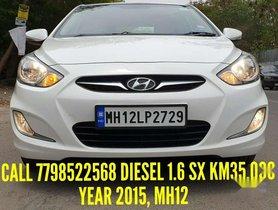 2015 Hyundai Verna 1.6 CRDi SX MT for sale