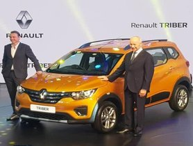 Renault Triber Review, Price, Specifications, Interior