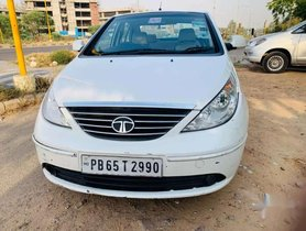 Used Tata Manza car MT at low price