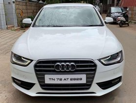 Used Audi A4 2.0 TDI 2014 AT for sale