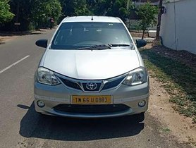 Used Toyota Etios GD MT for sale car at low price