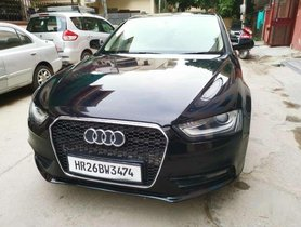 Used 2012 Audi A4 2.0 TDI Multotronic AT for sale