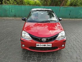 USed 2016 Toyota Etios Liva VD MT for sale at low price