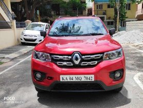 Used 2015 Renault KWID MT for sale