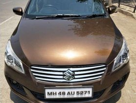 Used Maruti Suzuki Ciaz car 2012 MT for sale at low price