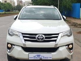 Used Toyota Fortuner 4x2 AT 2017 for sale