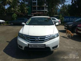 Used Honda City 1.5 V MT 2012 for sale