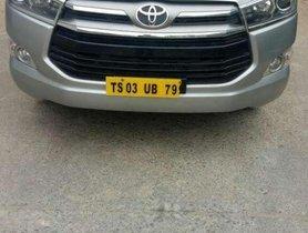 Used Toyota Innova Crysta car MT at low price