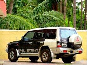 Used Mitsubishi Pajero car MT for sale at low price