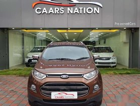 Used Ford EcoSport 2015 MT for sale