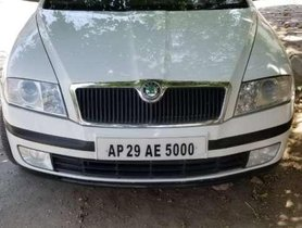 Used Skoda Laura car 2008 MT for sale at low price