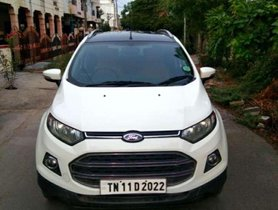 Ford Ecosport EcoSport Titanium 1.5 TDCi, 2013, Diesel MT for sale