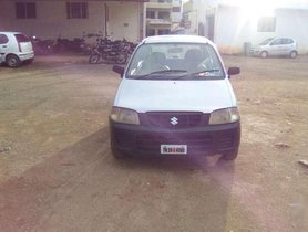 Used Maruti Suzuki Alto car MT for sale at low price