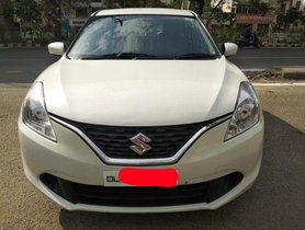 Used 2017 Maruti Suzuki Baleno Delta MT for sale