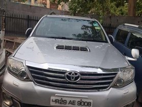 Used Toyota Fortuner 2014 MT for sale