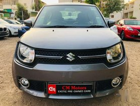 Maruti Suzuki Ignis 1.2 Delta, 2017, Petrol MT for sale