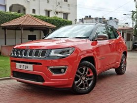 Modified Jeep Compass SUVs of India