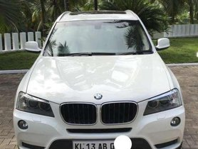 Used BMW X3 xDrive 20d xLine 2013 AT for sale