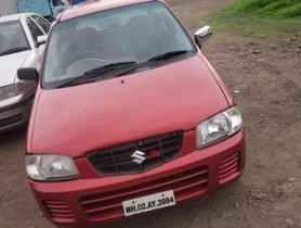 Used 2007 Maruti Suzuki Alto MT for sale car at low price