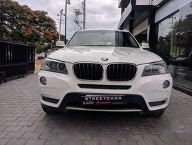 Used 2012 BMW X3 xDrive20d AT for sale