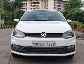 Used Volkswagen Ameo 1.2 MPI Comfortline MT car at low price