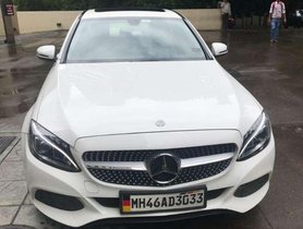 2016 Mercedes Benz C-Class C 220 CDI Styple AT for sale