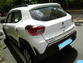 Used 2016 Renault Kwid  RXL MT for sale