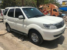 Used Tata Safari Storme 2.2 EX 4X2, 2015, Diesel MT for sale