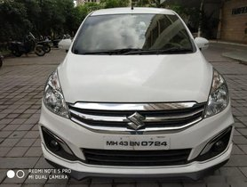 2018 Maruti Suzuki Ertiga VXI CNG MT for sale