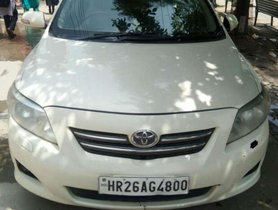 Used Toyota Corolla Altis car 2011 1.8 G MT at low price