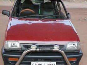Used Maruti Suzuki 800 MT 2003 for sale