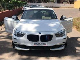 2012 BMW 5 Series GT AT for sale