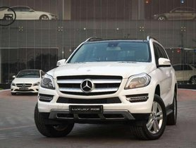 2014 Mercedes Benz GL-Class AT for sale at low price