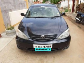 Used 2002 Toyota Camry MT for sale