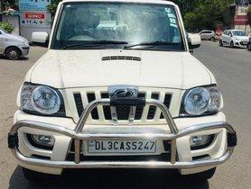 Mahindra Scorpio 2009-2014 SLE 7S BSIV MT for sale