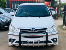 Toyota Innova 2.5 GX 8 STR, 2015, Diesel MT for sale