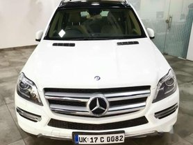 Used Mercedes Benz GL-Class 2016 AT for sale at low price