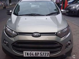 Ford Ecosport, 2015, Petrol MT for sale