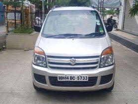 Used Maruti Suzuki Wagon R car 2007 LXI MT for sale at low price