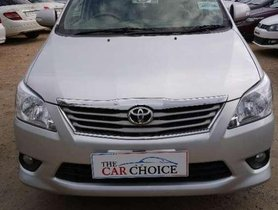 Toyota Innova 2.5 V 7 STR, 2012, Diesel MT for sale