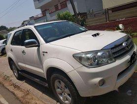 2009 Toyota Fortuner MT for sale