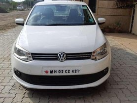 Used Volkswagen Vento MT car at low price