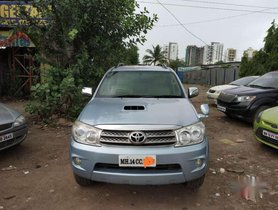 Used 2010 Toyota Fortuner  4x4 MT  for sale
