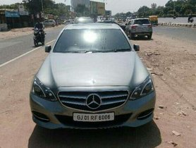 Used Mercedes Benz E Class 2014 AT for sale