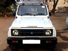 Used Maruti Suzuki Gypsy 2013 MT for sale at low price