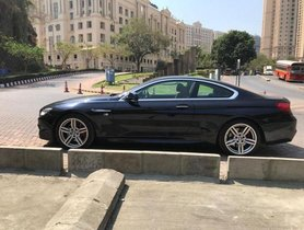 BMW 6 Series 2008-2011 630i Coupe AT for sale