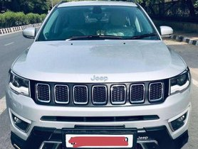 Used Jeep Compass 1.4 Limited Option 2018 AT for sale