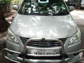 Toyota Innova 2.5 GX BS III 7 STR, 2012, Diesel MT for sale