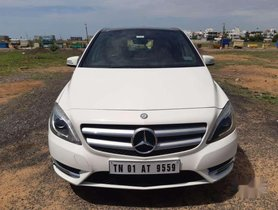 Used Mercedes Benz B Class 2013 AT for sale
