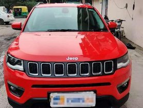 Used 2017 Jeep Compass AT for sale
